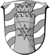 Emblem Gemeinde Breitenbach amHerzberg,  Hessen Mobil Kassel