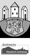 Emblem Stadt Hessisch Lichtenau, Stadtwerke Hessisch Lichtenau